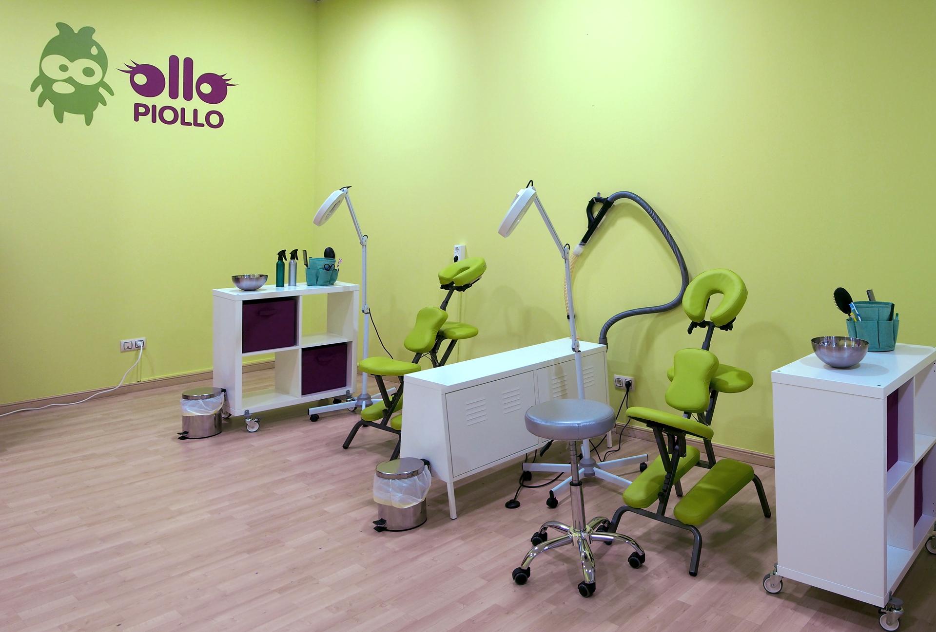 Nuevo centro de eliminación de piojos y liendres en Galicia